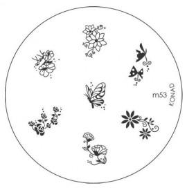 Konad discheta cu modele - M53