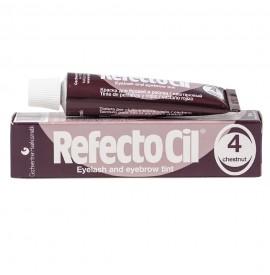 Refectocil  - 4 - Vopsea de gene si sprancene - castaniu