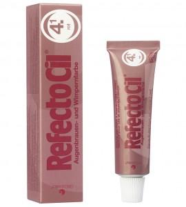 Refectocil  - 4.1 - Vopsea de gene si sprancene - rosu