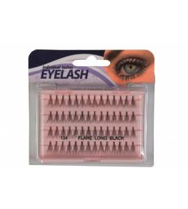 Gene false -long- negru-eyelash -long -black
