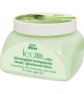 Lecitin masca crema de improspatare pentru fata - 250 ml