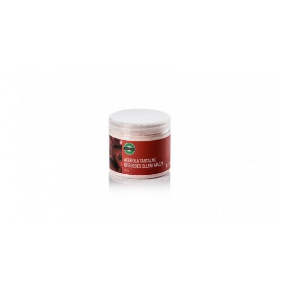 Yamuna- Masca Anti -Aging-  cu acerola si vitamina C- 80 gr