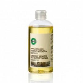 Ulei pentru masaj - pe baza de ulei de migdale