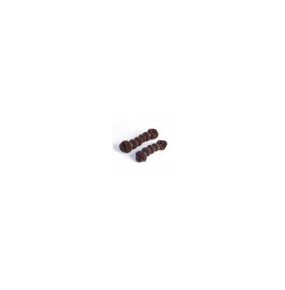 Burete mini coc-elastic-maro