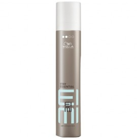 Lac fixativ Wella Eimi Stay Essential cu fixare flexibila - 500 ml
