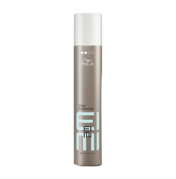 Lac fixativ Wella Eimi Stay Essential cu fixare flexibila - 300 ml