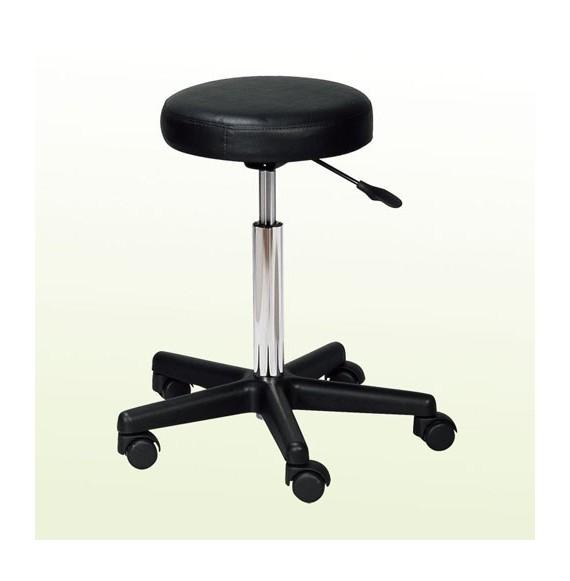 Scaun pentru cosmetica - negru - Comair - Stella - 3070125