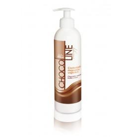 Cremă de unt pentru masaj cu extract de ciocolată - ChocoLine - 250ml