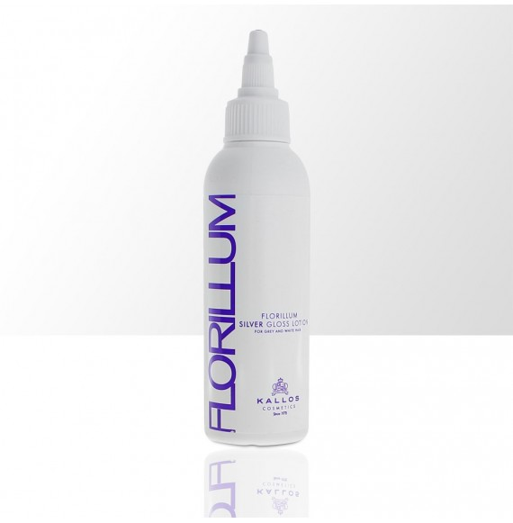 Solutie de luciu si brumat - Kallos Florillum Silver Gloss