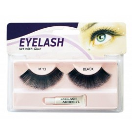 Gene false cu adeziv -M13- Eyelash set with glue