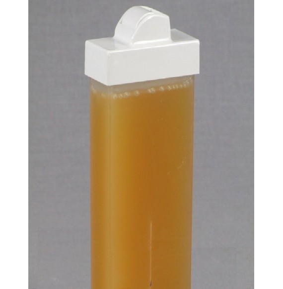 Ceara la patron de 100 de ml cu aplicator mic - galben