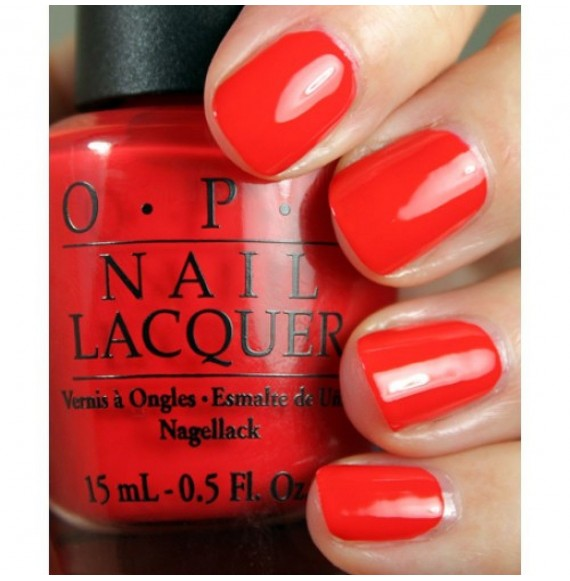 Lac de unghii OPI - NL L72 - OPI RED - 15 ML