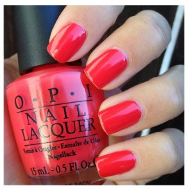 Lac de unghii OPI - NL L64 - CAJUN SHRIMP - 15 ML