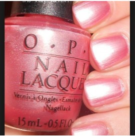 Lac de unghii OPI - NL V08 - ROYAL FLUSH BLUSH - 15 ML
