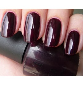 Lac de unghii OPI - NL I43 - BLACK CHERRY CHUTNEY - 15 ML