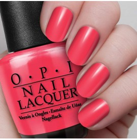 Lac de unghii OPI - NL H42 - RED MY FORTUNE COOKIE - 15 ML