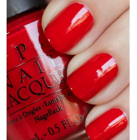 Lac de unghii OPI - NL Z13 - COLOR SO HOT IT BERNS - 15 ML