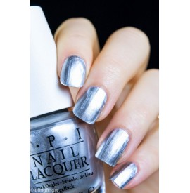 Lac de unghii OPI - NL P19 - SILVER CANVAS - 15 ML
