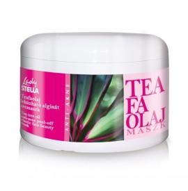 Masca gumata anti-acnee cu extracte de ulei de arbust de ceai - 100g - lady stella