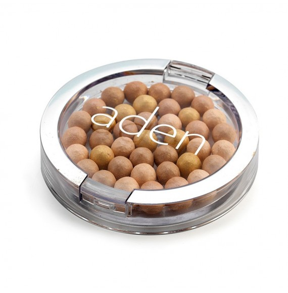 Perle pentru obraji - Nr. 01 - Copper - Aden Cosmetics