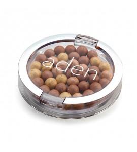 Perle pentru obraji - Nr. 03 - Almond - Aden Cosmetics