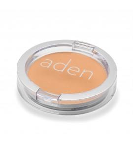 Pudră compactă pentru fată - Nr. 04 - Fudge -  15 gr -  Aden Cosmetics