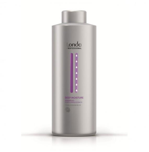 Deep Moisture - Sampon pentru hidratare - 1000ml - Londa Professional