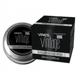 Ceara pentru mustata Vines Vintage Moustache Wax, 25ml