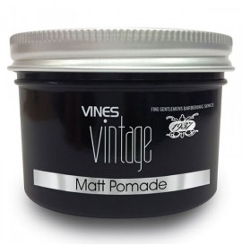 Pomada mata pentru texturare Vines Vintage Matte Pomade-125ml