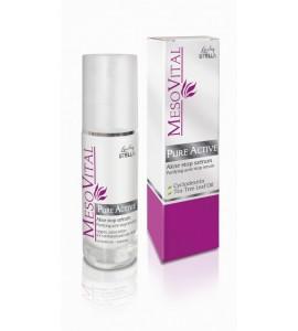Lady Stella - Mesovital - Pure Active - Ser antiacneic - 30ml