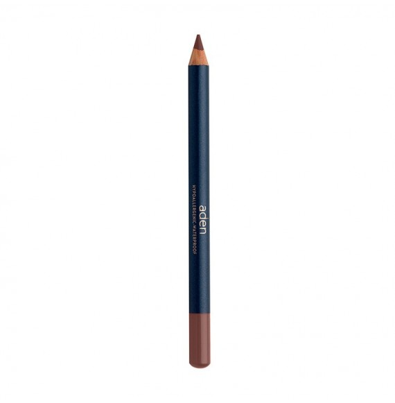 Creion contur buze - lip liner - Milk Chocolate - Aden Cosmetics