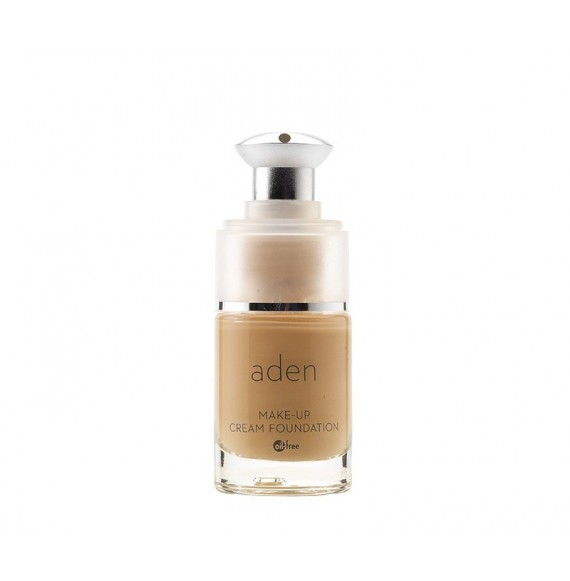 Fond de ten lichid - Nr. 02 -  Natural - Aden Cosmetics