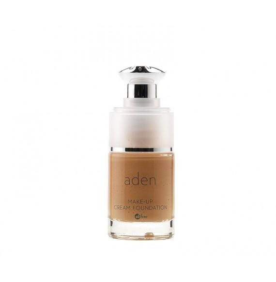 Fond de ten lichid - Nr. 09 - Cocoa - Aden Cosmetics