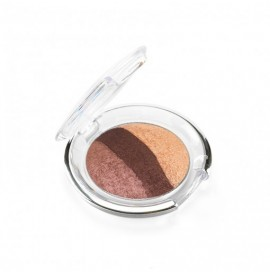 Fard de ochi - Terracotta Trio  - No. 06 - Aden Cosmetics