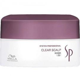 Wella SP Clear Scalp - Masca anti-matreata - 200 ml