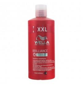Wella Brilliance - Sampon pentru par vopsit cu structura fina/normala - 500 ml