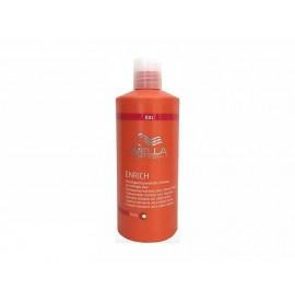 Wella Enrich - Sampon hidratant pentru par cu structura puternica - 500 ml