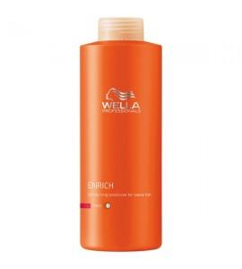 Wella Enrich - Balsam hidratant pentru par cu structura puternica - 1000 ml
