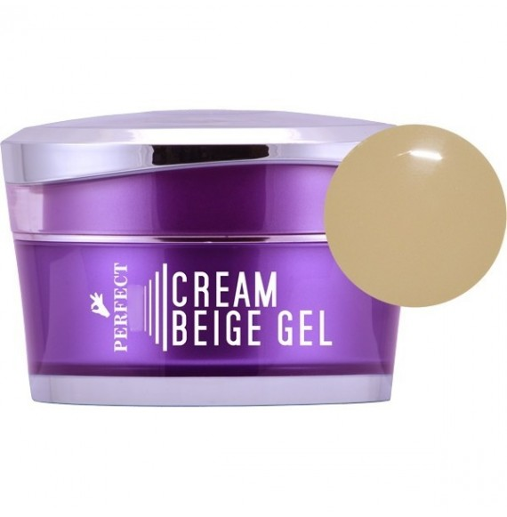 Perfect Nails - Cover Cream Beige Gel - 15 gr