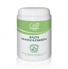 Lady stella oliva - crema de baza pentru masaj - 1000 ml