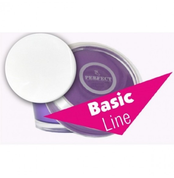 Perfect Nails - Basic Line White Gel - 15 gr