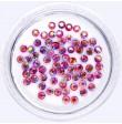 Moyra - Pietre Crystal - Siam AB - SS3 - 100 buc