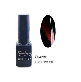 Moonbasa - Gel lac - Tiger eye covering - Nr. 855 - 5 ml