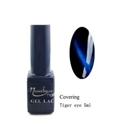 Moonbasa - Gel lac - Tiger eye covering - Nr. 854 - 5 ml