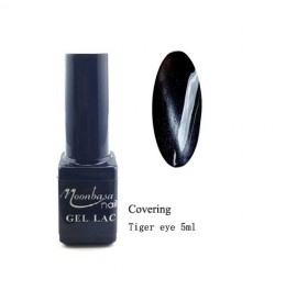 Moonbasa - Gel lac - Tiger eye covering - Nr. 852 - 5 ml