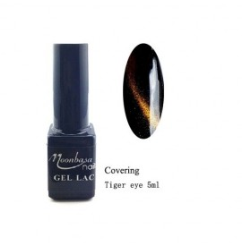 Moonbasa - Gel lac - Tiger eye covering - Nr. 851 - 5 ml