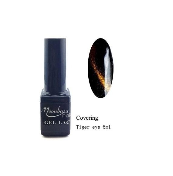 Moonbasa - Gel lac - Tiger eye covering - Nr. 851 - 5 ml