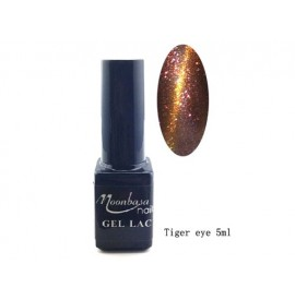Moonbasa - Gel lac - Tiger eye - Nr. 842 - 5 ml