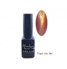 Moonbasa - Gel lac - Tiger eye - Nr. 840 - 5 ml