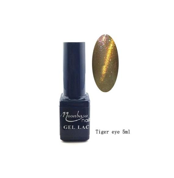 Moonbasa - Gel lac - Tiger eye - Nr. 838 - 5 ml